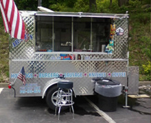 Custom food carts