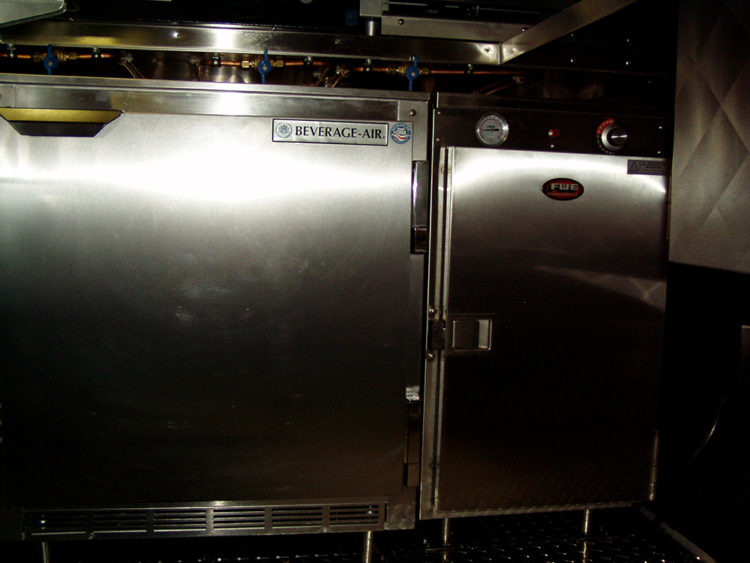 Beverage Air Refrigerator